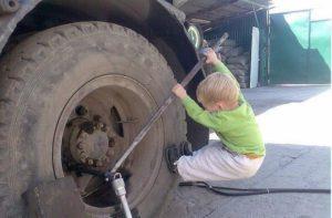 Keep On Truckin' Autonomously