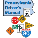 Excerpt from Pennsulvania Drivers Manual
