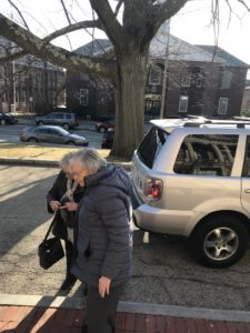 Can Rideshare Reduce Social Isolation?
